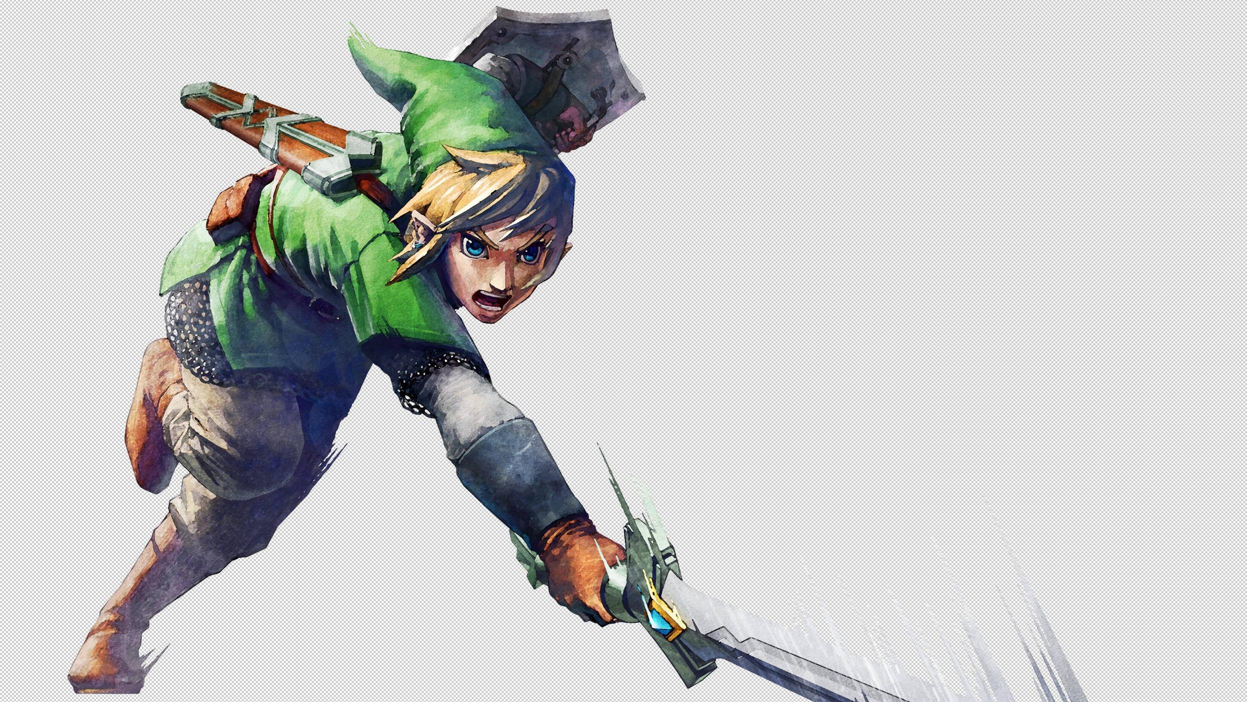 Legend Of Zelda Link Wallpapers - Wallpaper Cave
