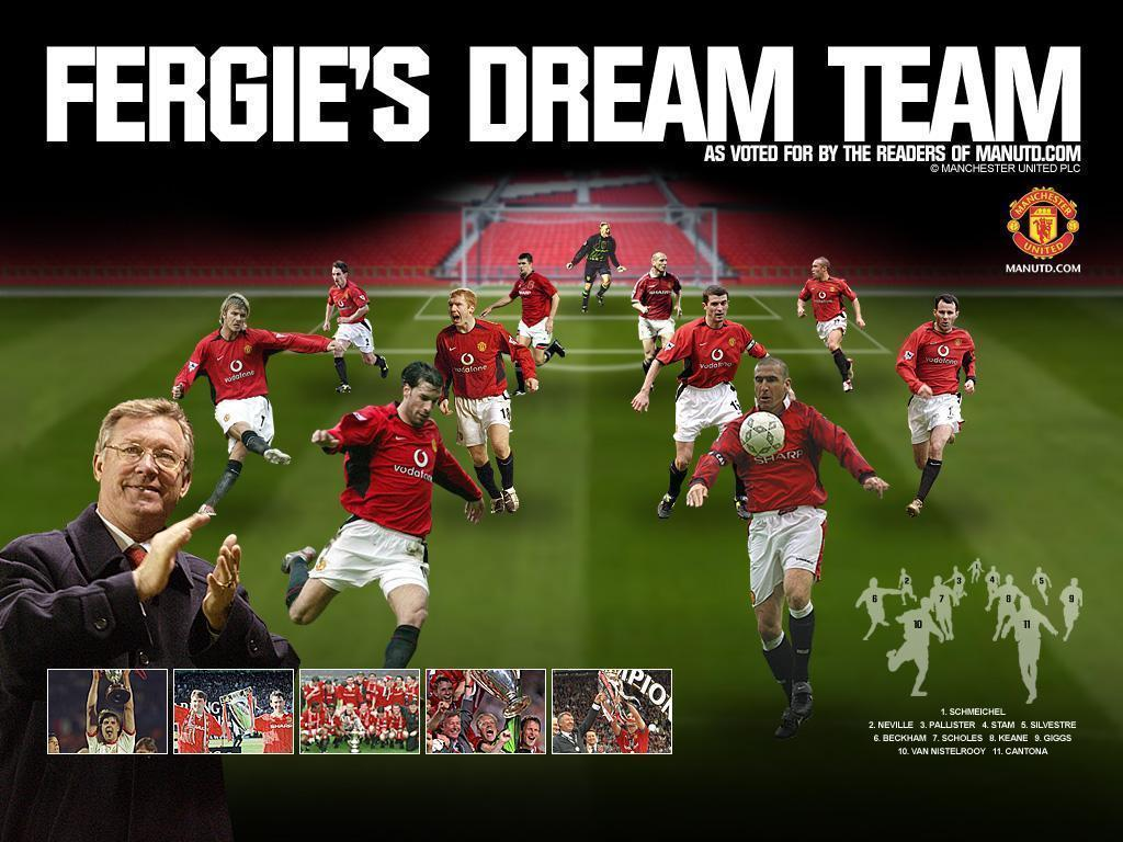 MySpace Layouts Manchester United Wallpapers Man Utd Wallpaper