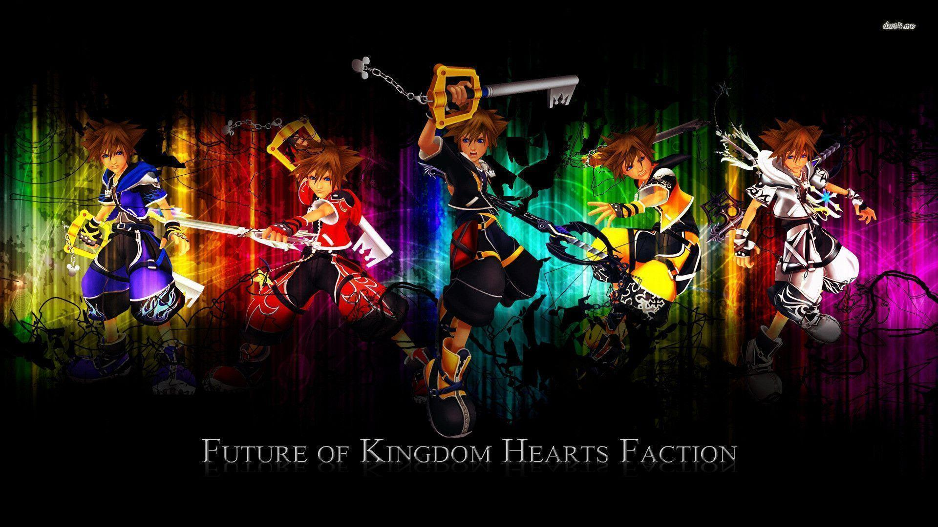 Images For > Kingdom Hearts Heartless Shadow Wallpaper