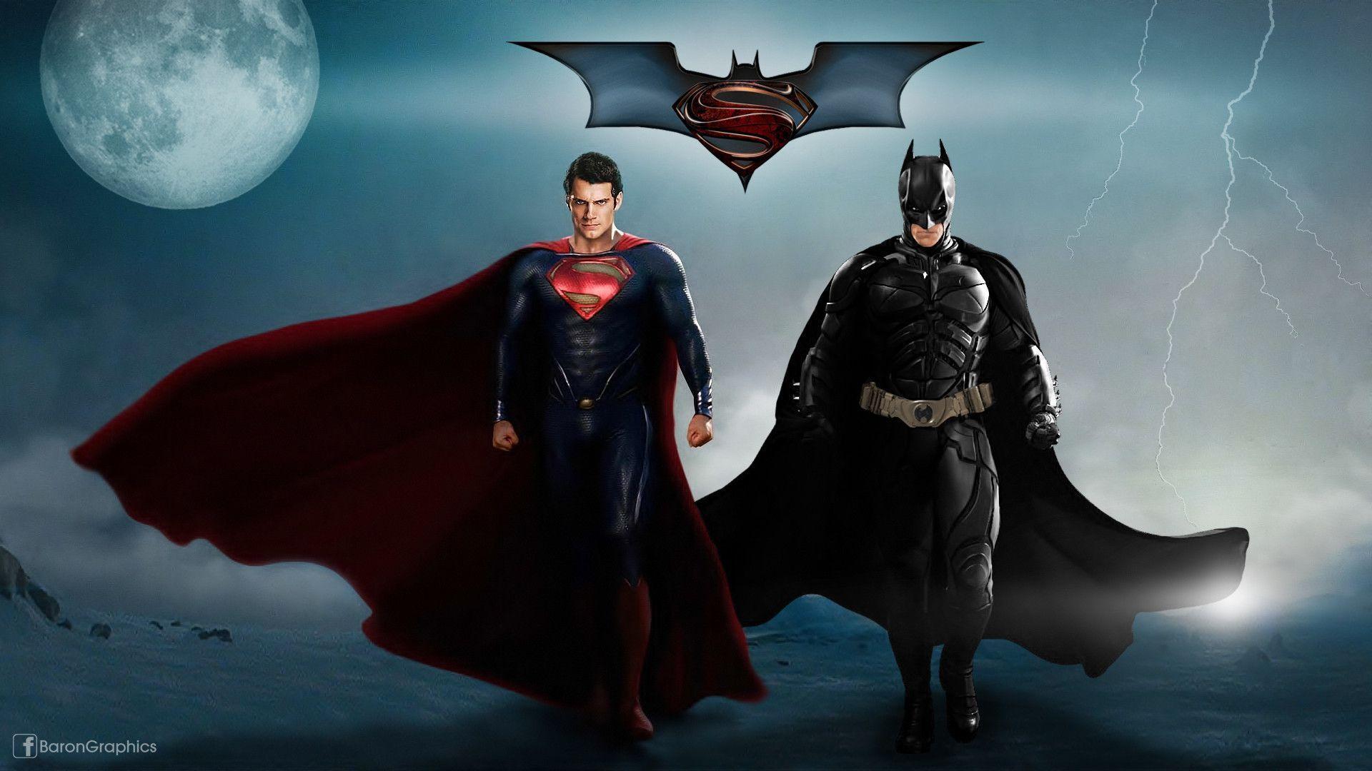 superman and batman wallpapers - wallpaper cave