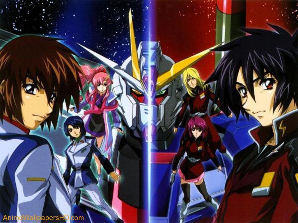 Gundam Seed Team Wide Wallpapers, HQ Backgrounds | HD wallpapers ...