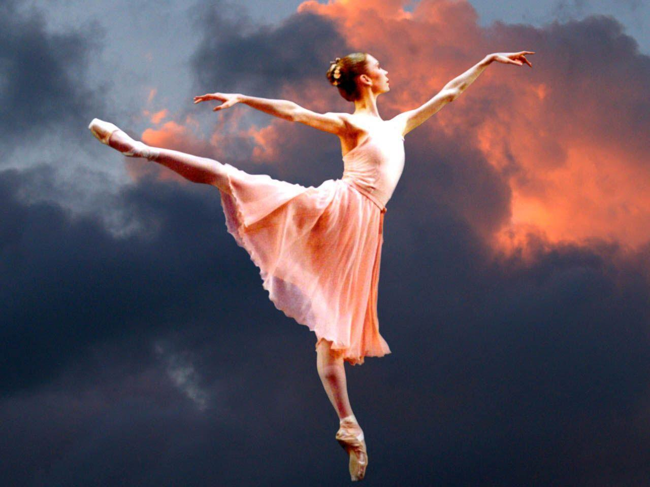 Wallpapers For > Pink Ballet Wallpapers