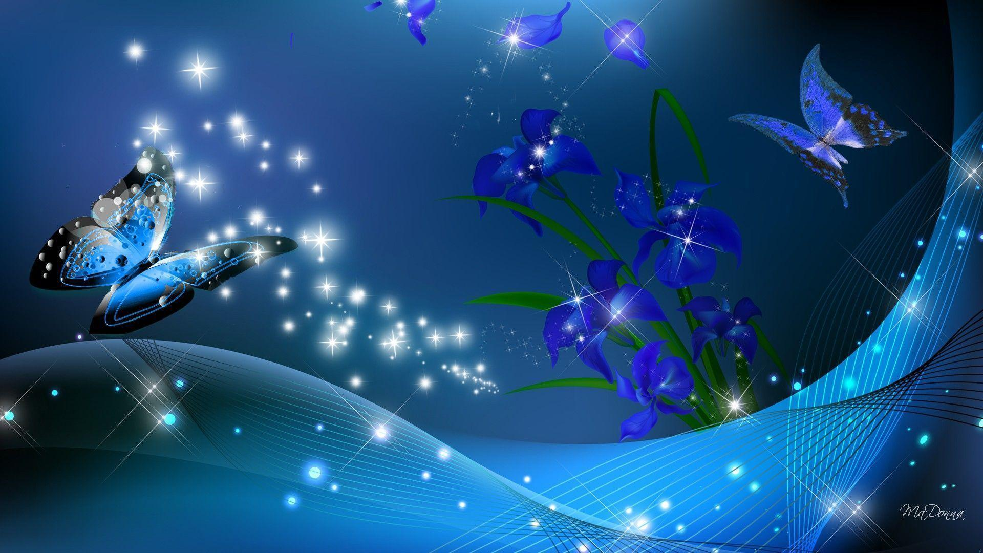 Blue Nature Wallpapers - Wallpaper Cave