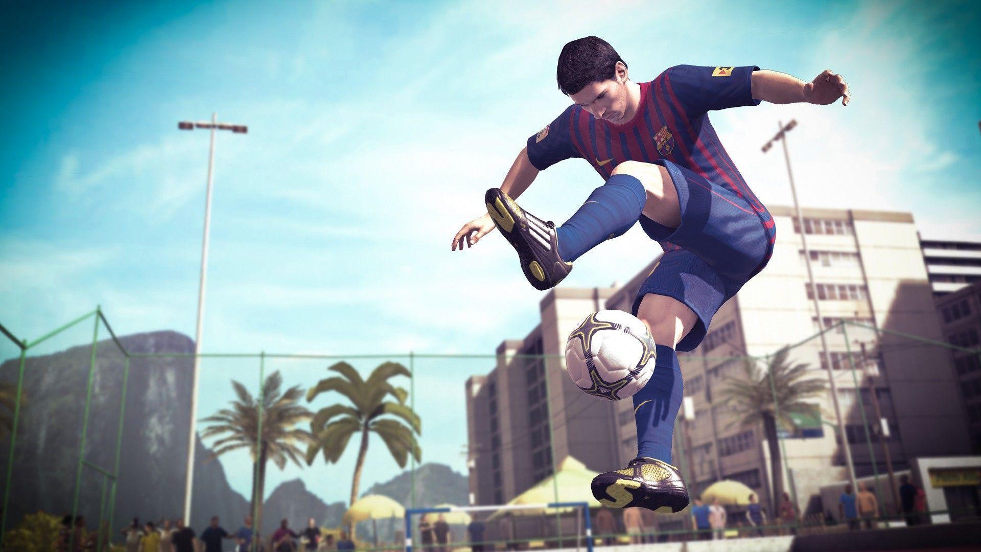 FIFA Street HD 1080p Wallpaper Download | HD Wallpapers Source
