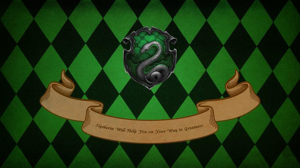 Slytherin Wallpaper by whataboutren ...