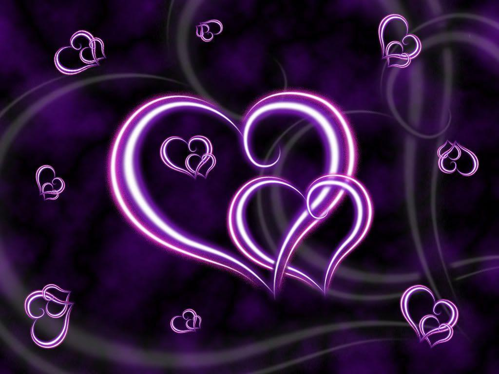 Pretty Heart Backgrounds