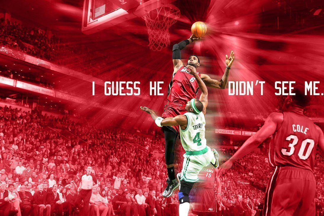 Lebron Dunk Wallpapers 2015 - Wallpaper Cave