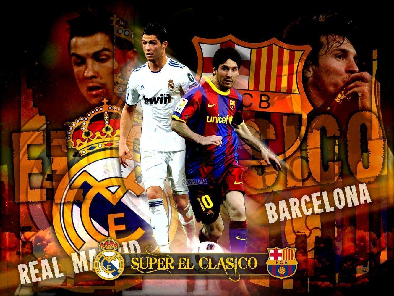 cristiano ronaldo vs lionel messi 2015 wallpapers