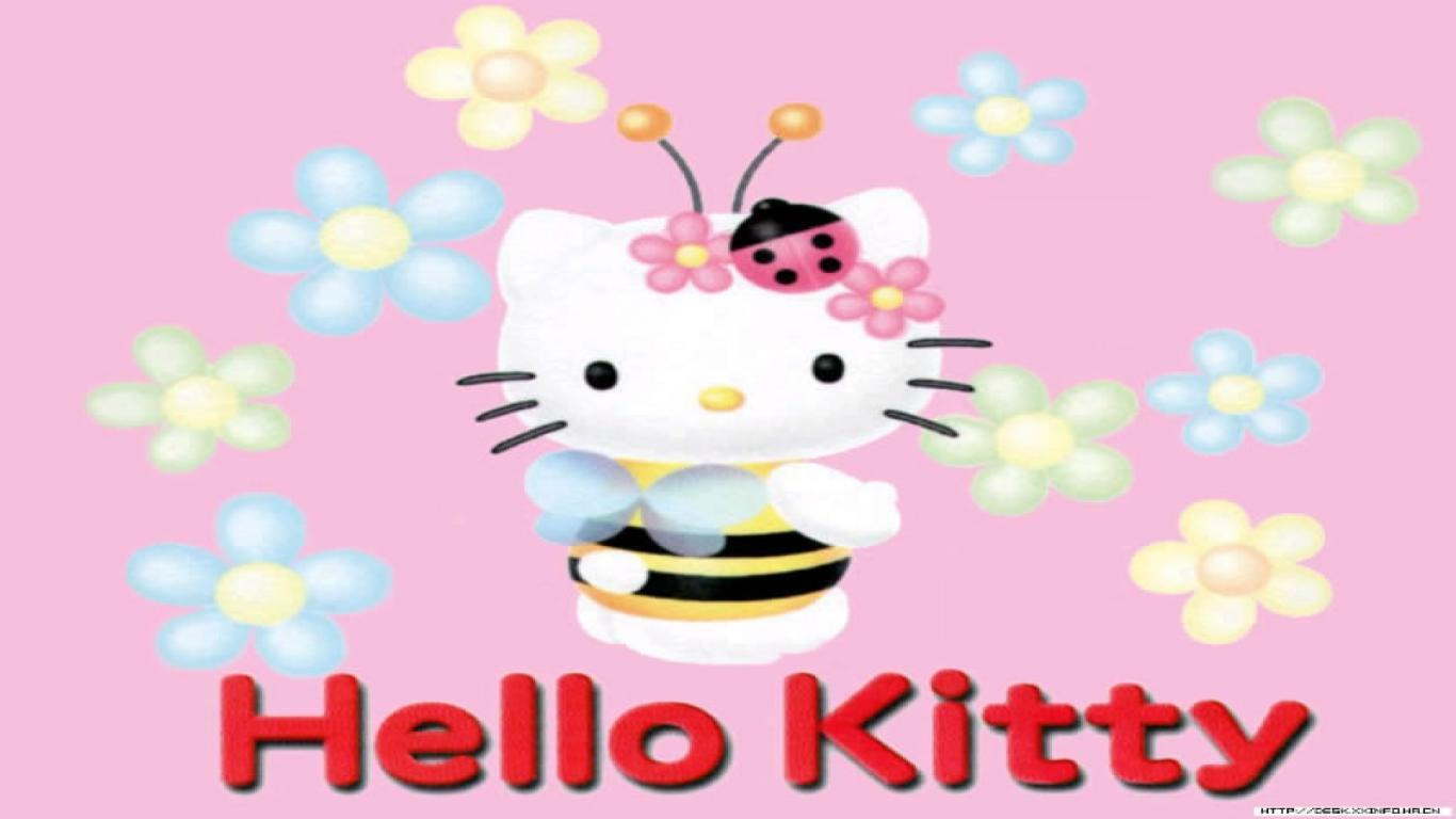 wallpapers hello kitty free wallpaper cave