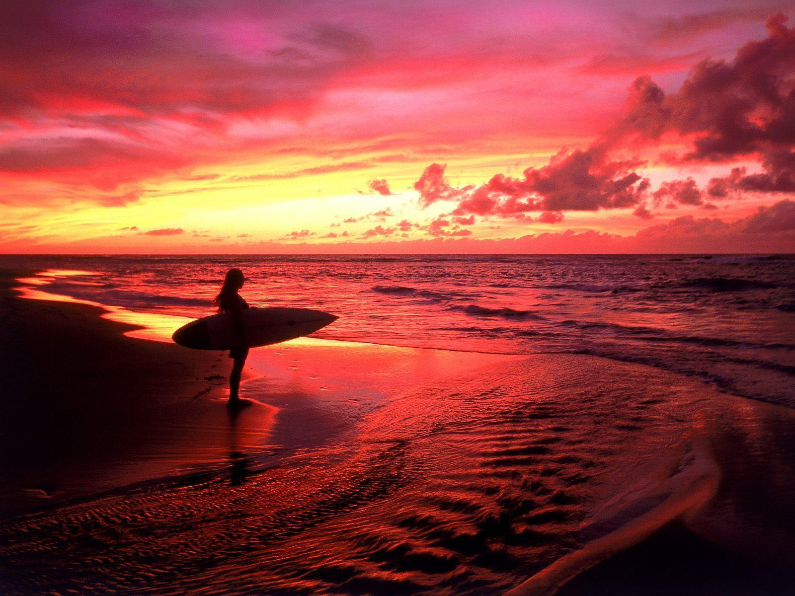 Surfing Desktop Backgrounds