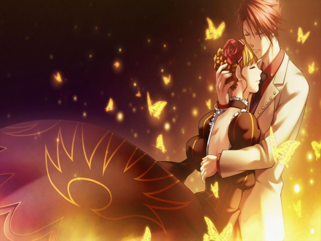 Love couple Wallpaper Animated : Wallpapers Anime couple - Wallpaper cave