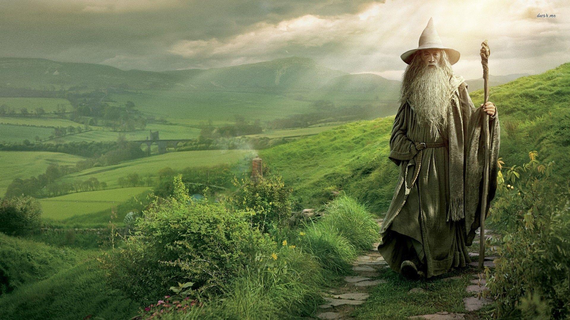 Images of Gandalf Walking Wallpaper - #SC