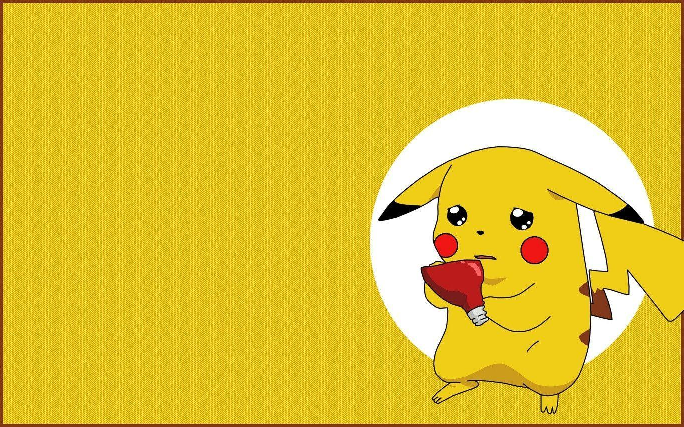 Wallpapers For > Pokemon Wallpapers Pikachu