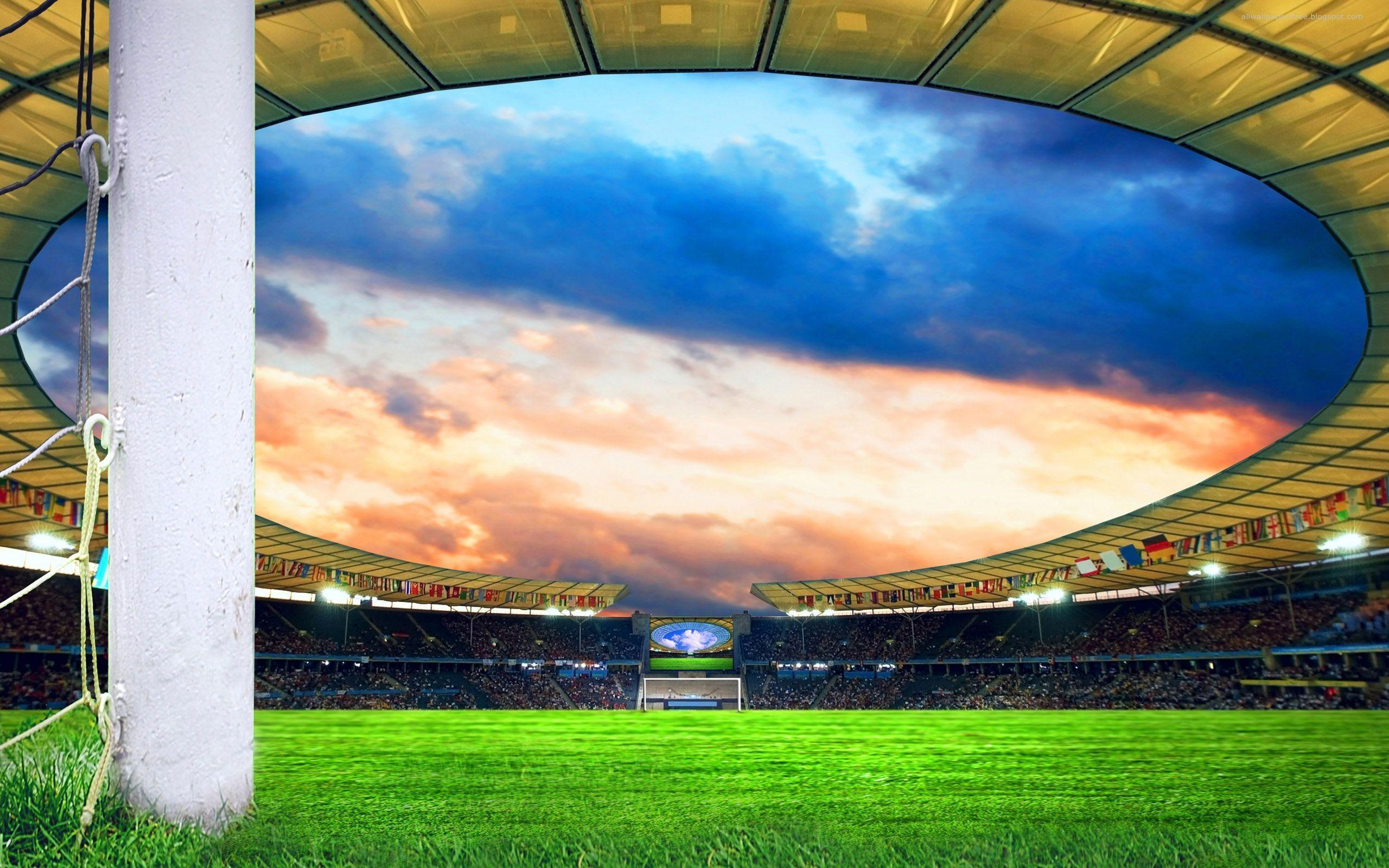 3d stadium design widescreen - photo #45