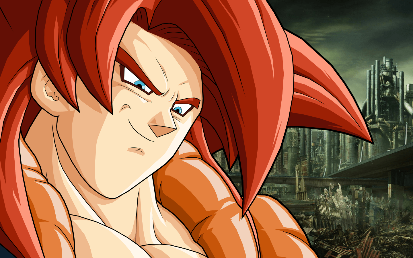 Gogeta Wallpapers Wallpaper Cave
