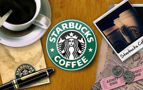 Pics For > Starbucks Wallpaper