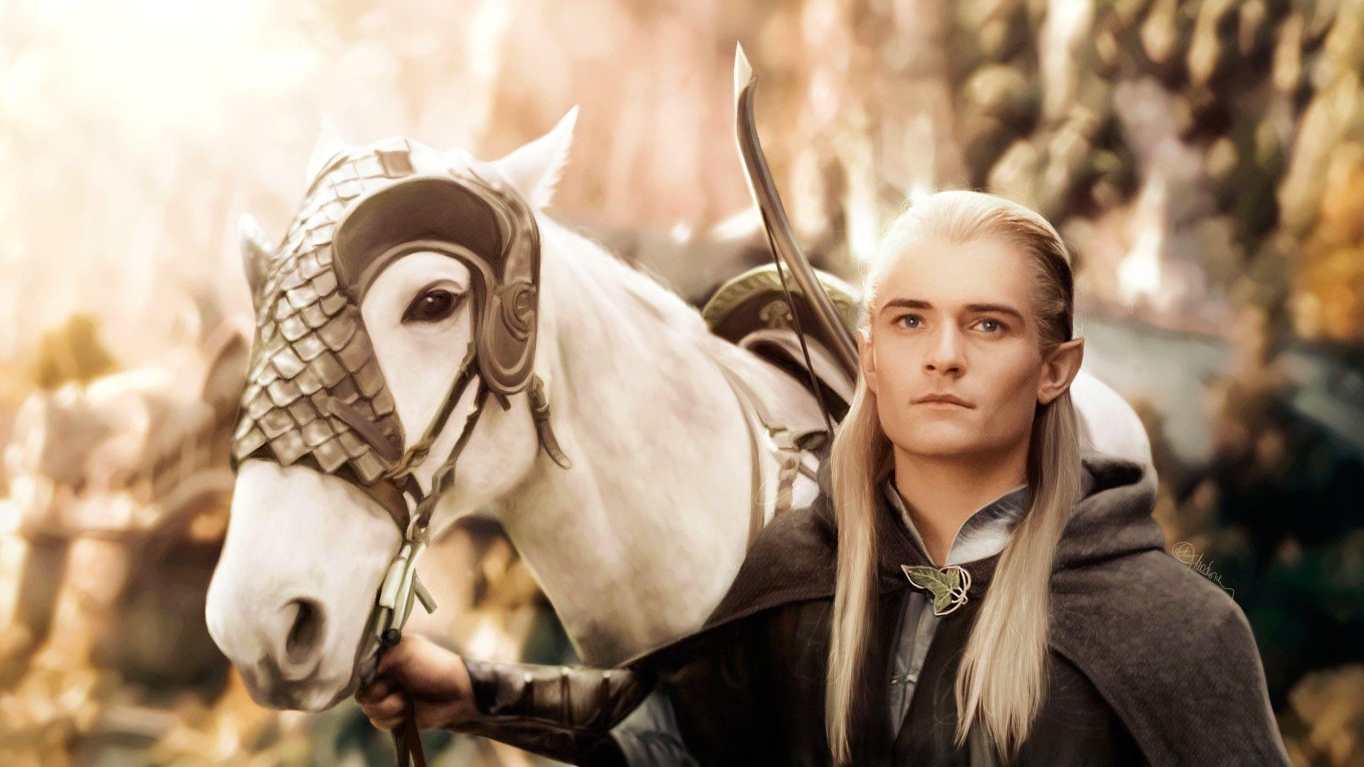 Legolas Wallpapers  Wallpaper Cave