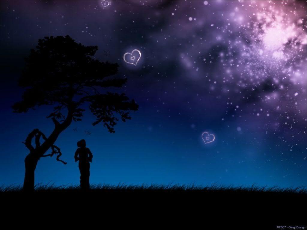 Starry Night Desktop Wallpapers