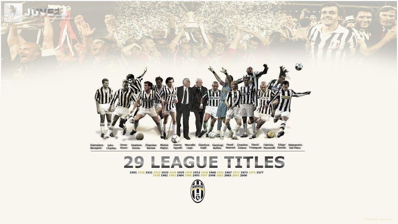 Juventus Wallpaper 1366x768