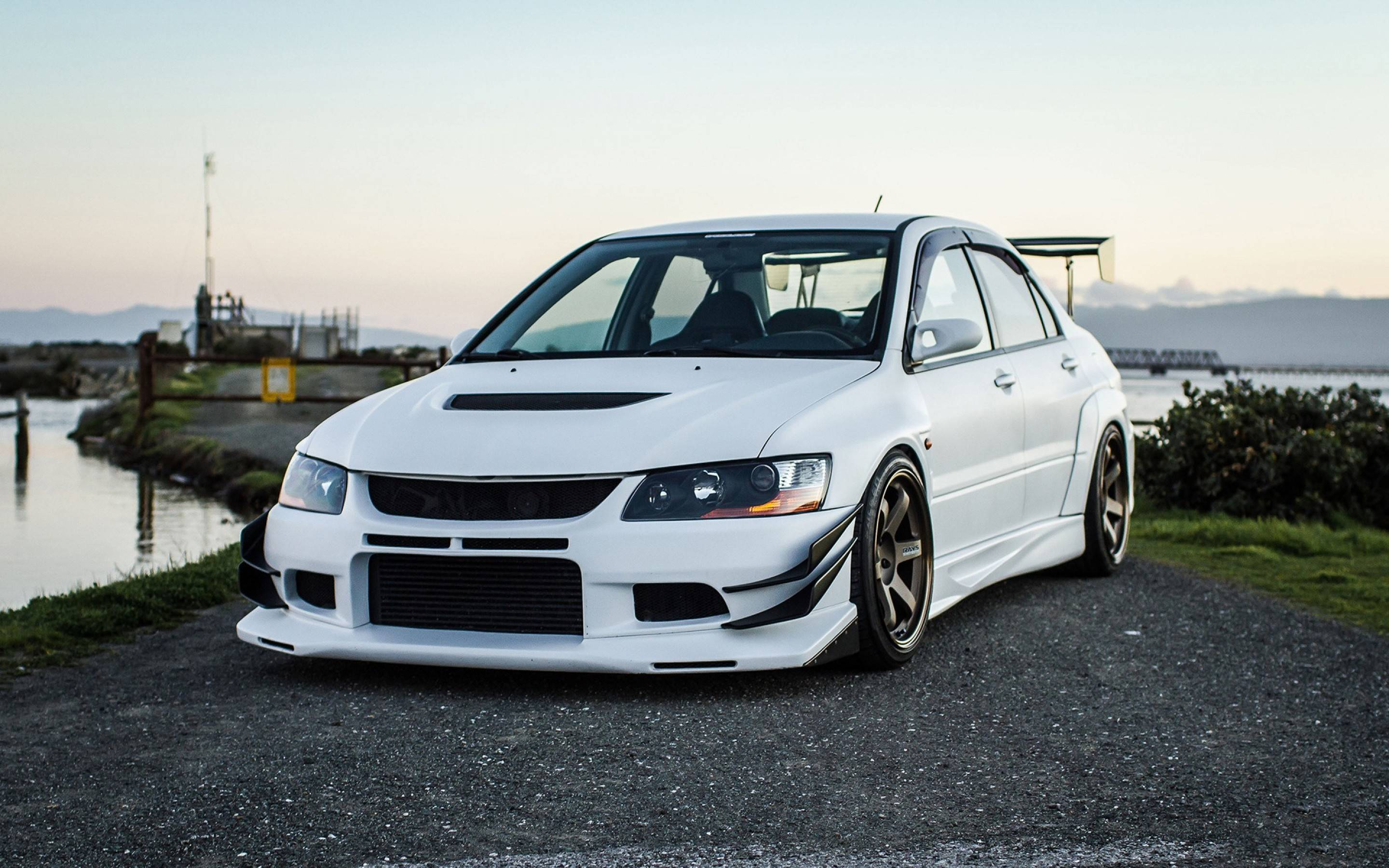 Mitsubishi Evo Wallpapers   Full HD Wallpaper Search