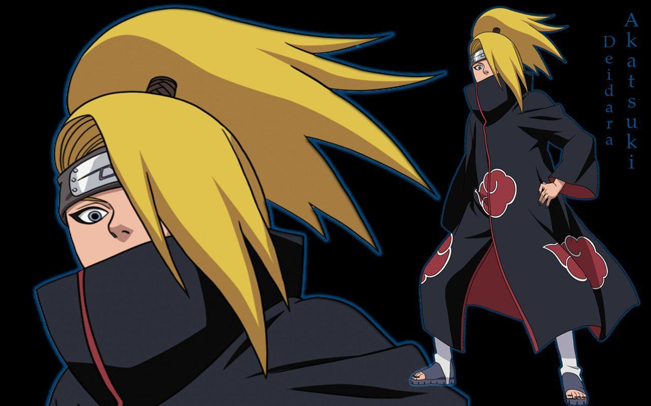 deidara wallpaper by ilacirjr - photo #8