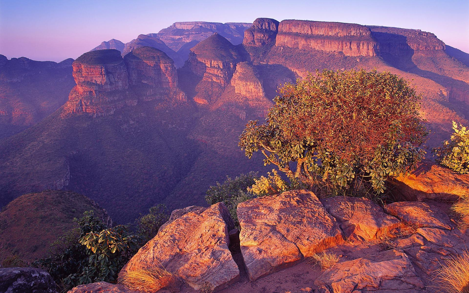 South Africa - photo wallpapers, pictures with views of South Africa