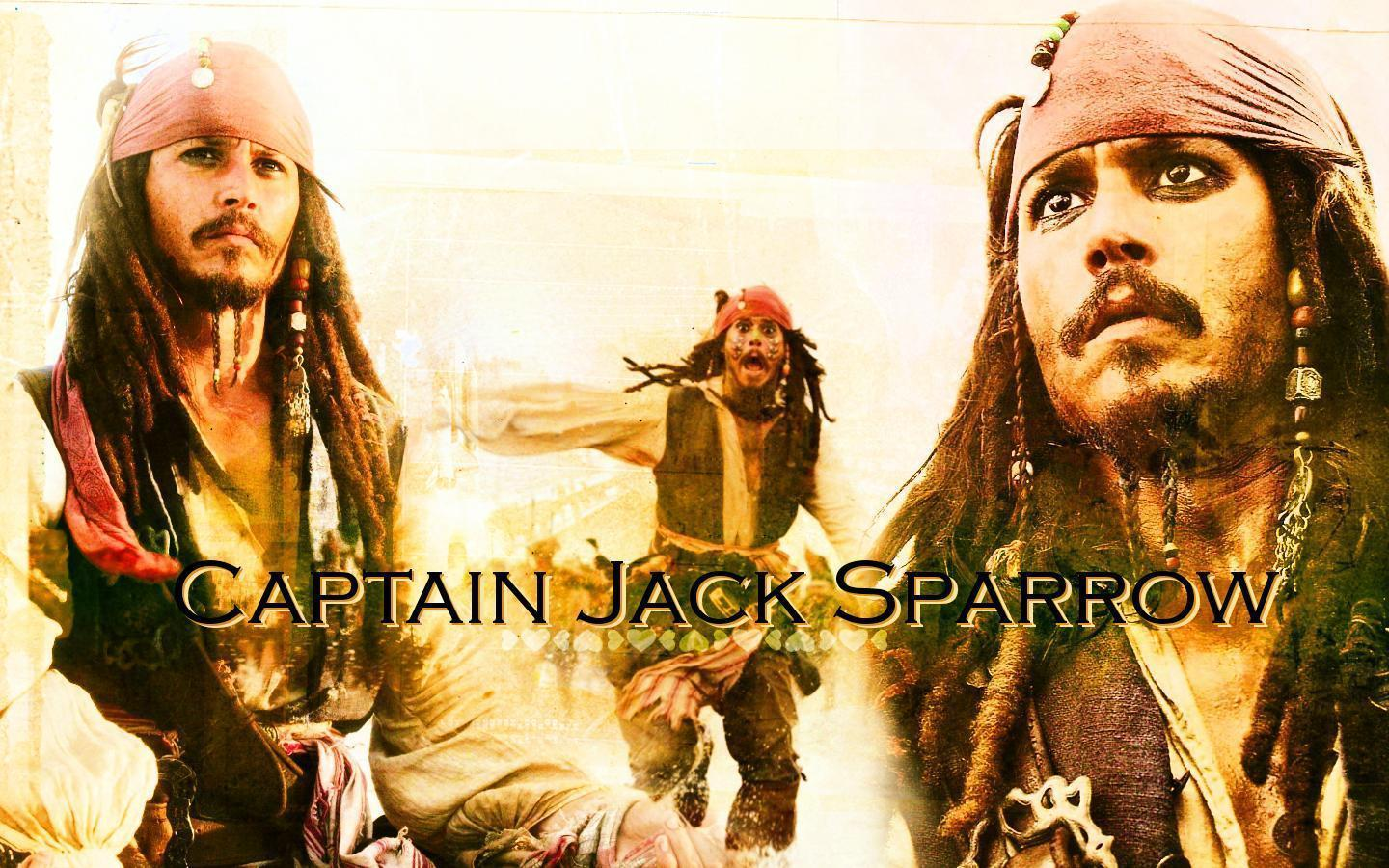 Captain Jack♥ - Captain Jack Sparrow Wallpaper (27644691) - Fanpop