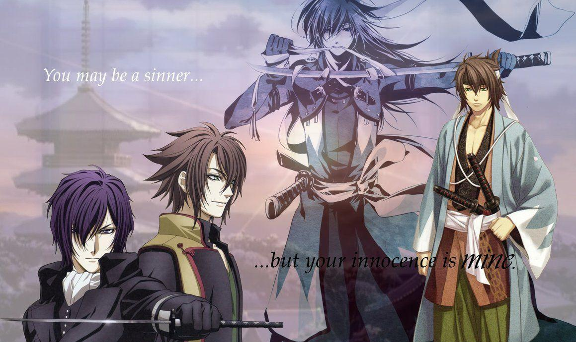 Hakuouki saito wallpaper