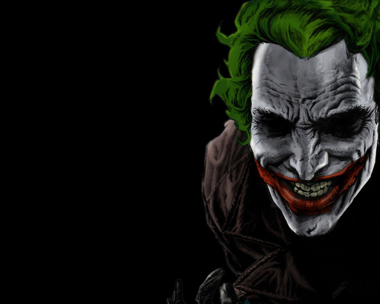 The Joker high resolution picture