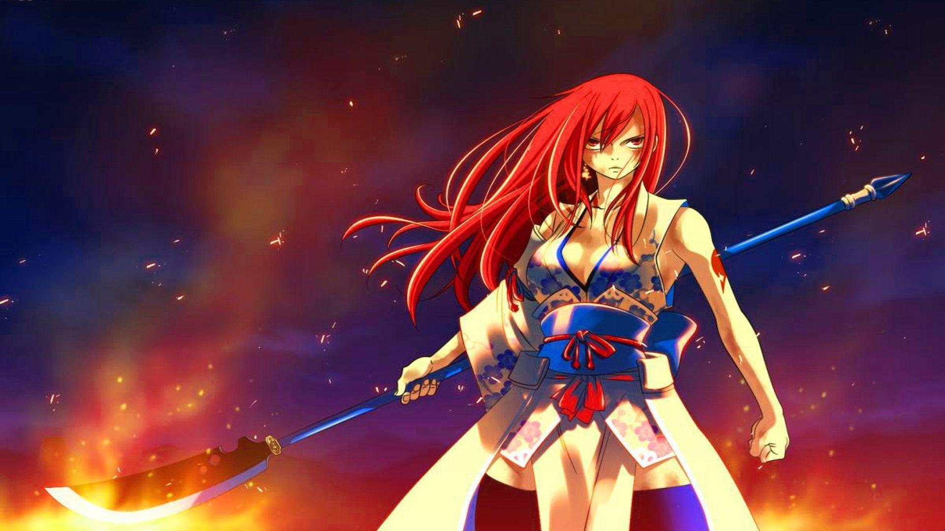 Fairy Tail Wallpapers Hd Erza Image & Pictures