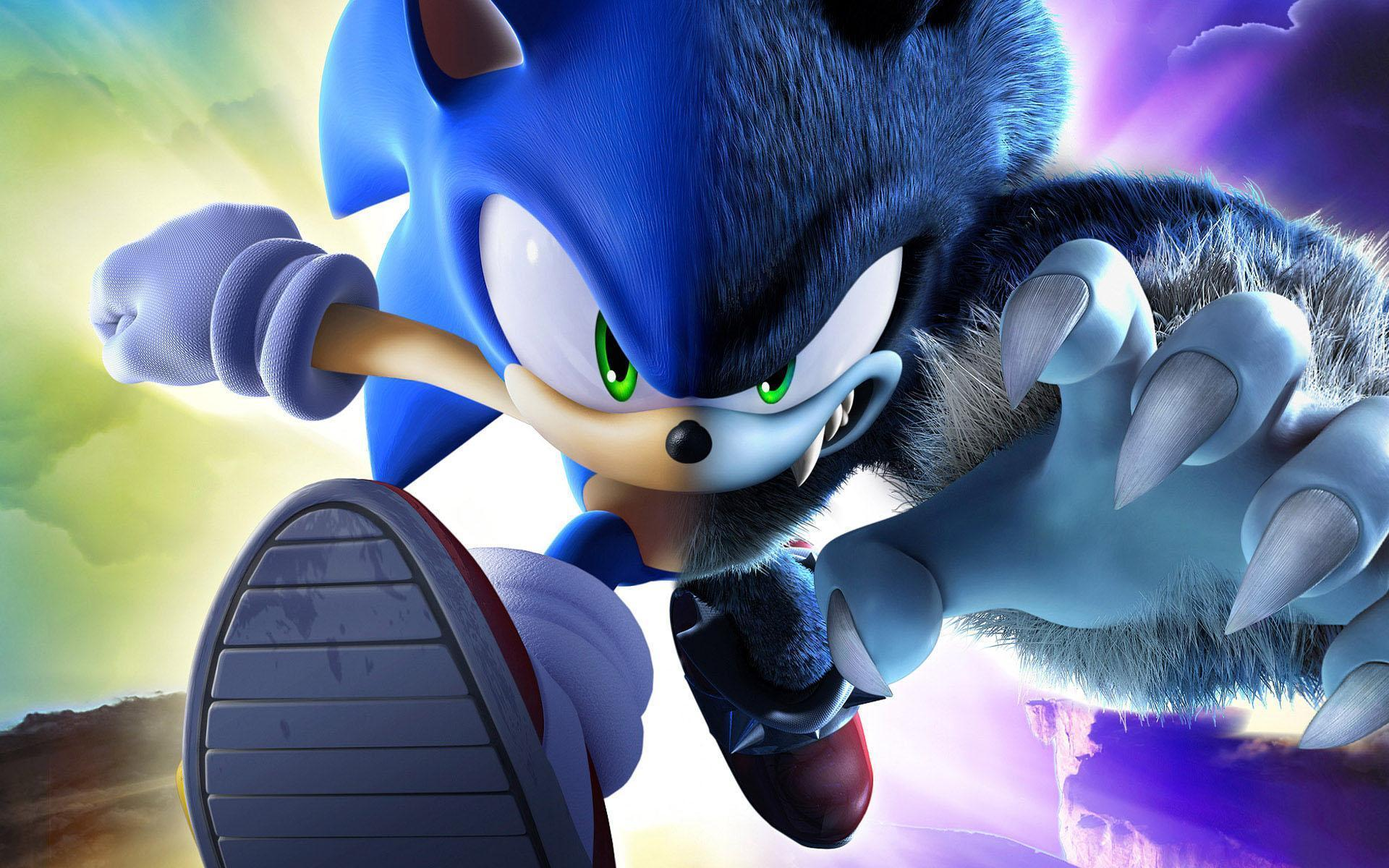 wallpaper sonic blue - photo #26