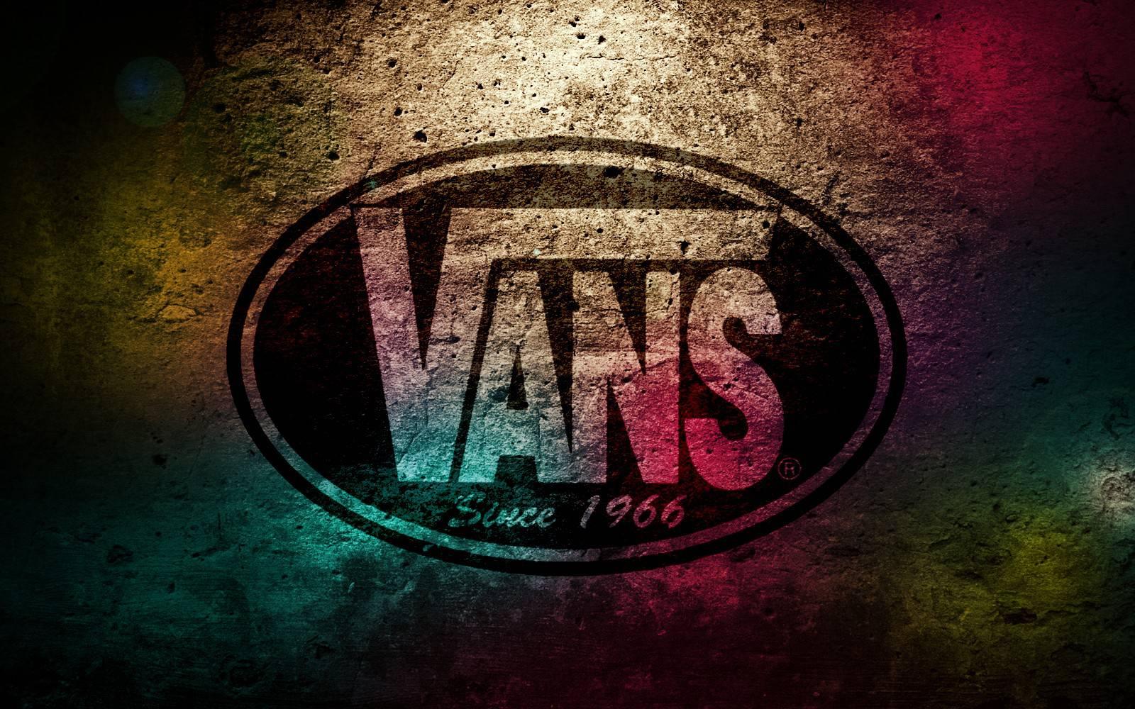 Cool Vans Logo HD Wallpapers
