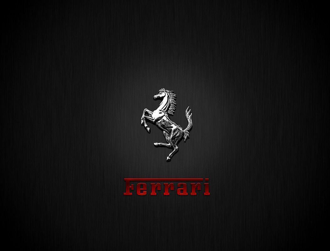Ferrari Logo Wallpaper 43 Background HD | wallpaperhd77.