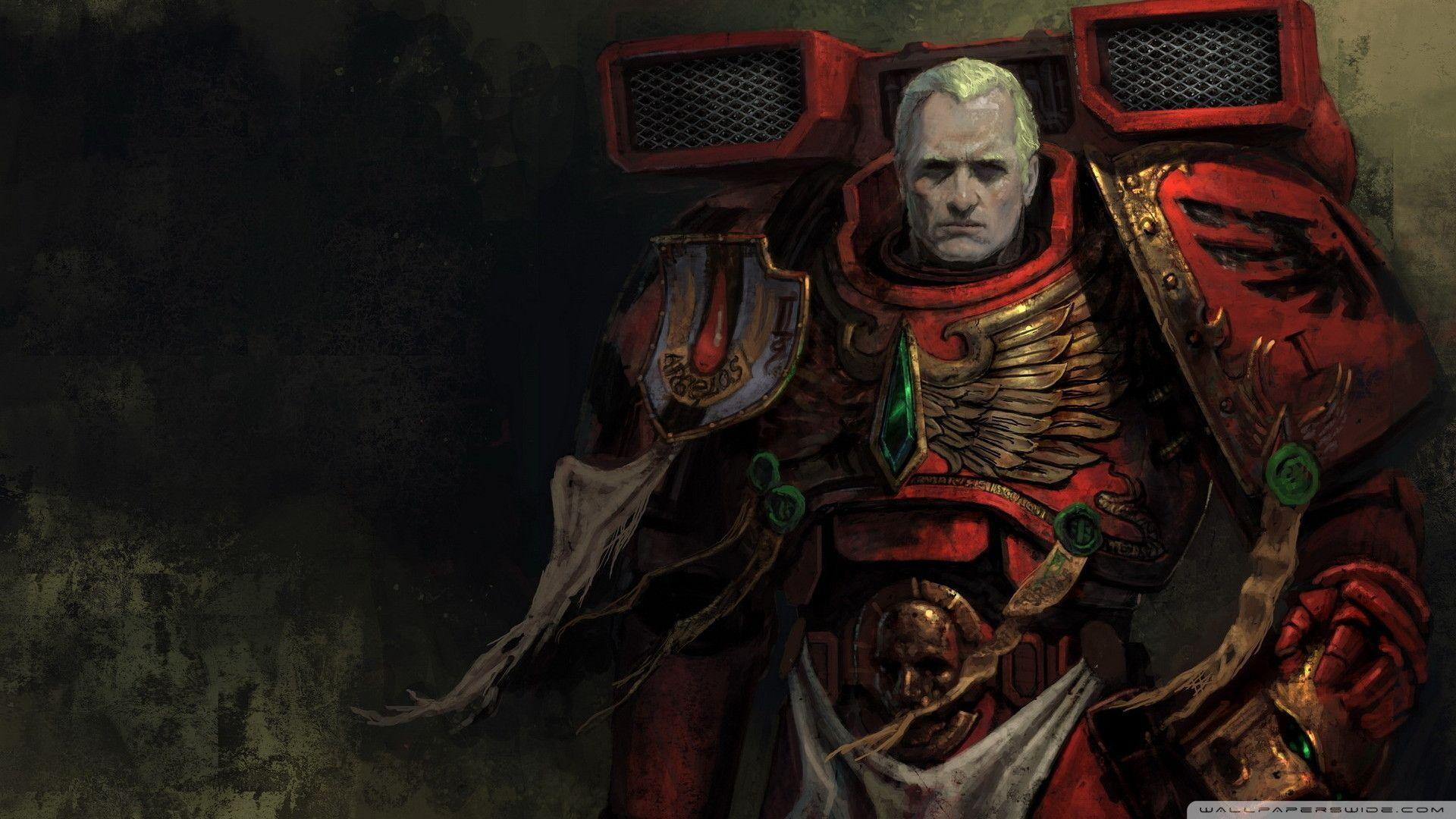 Space Marines Wallpapers : Wallpapers Space Marine Warhammer K