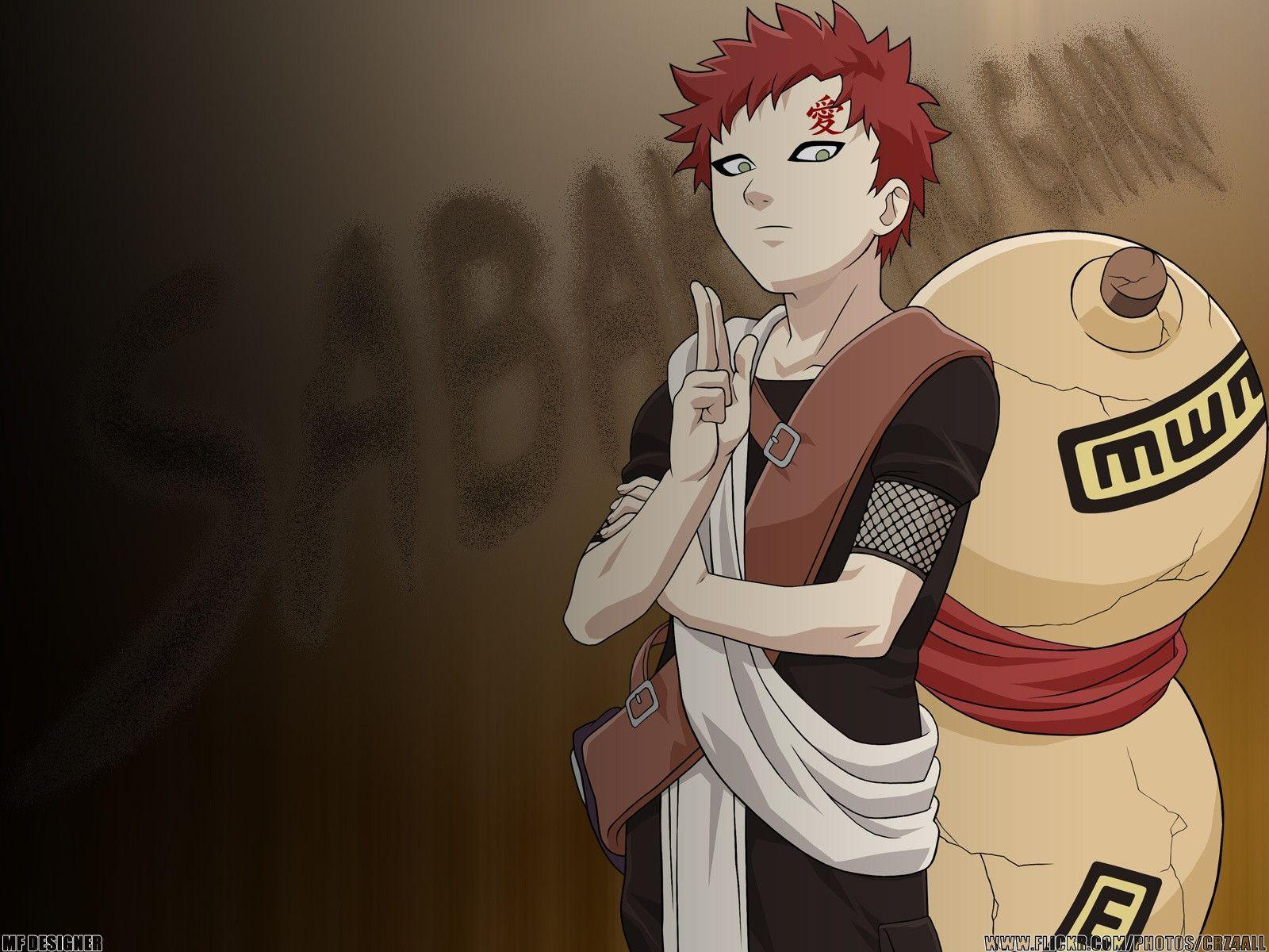 gaara naruto - photo #40