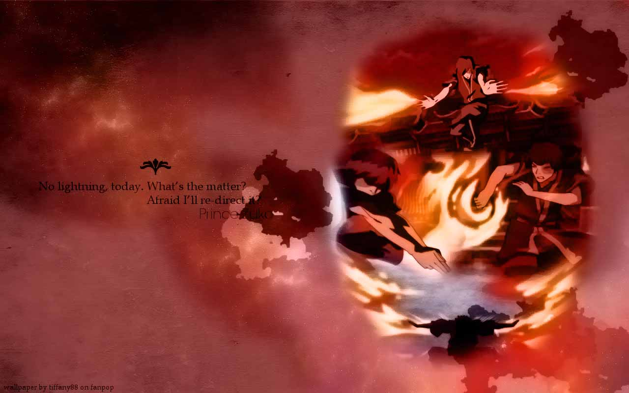 Zuko Avatar Wallpapers