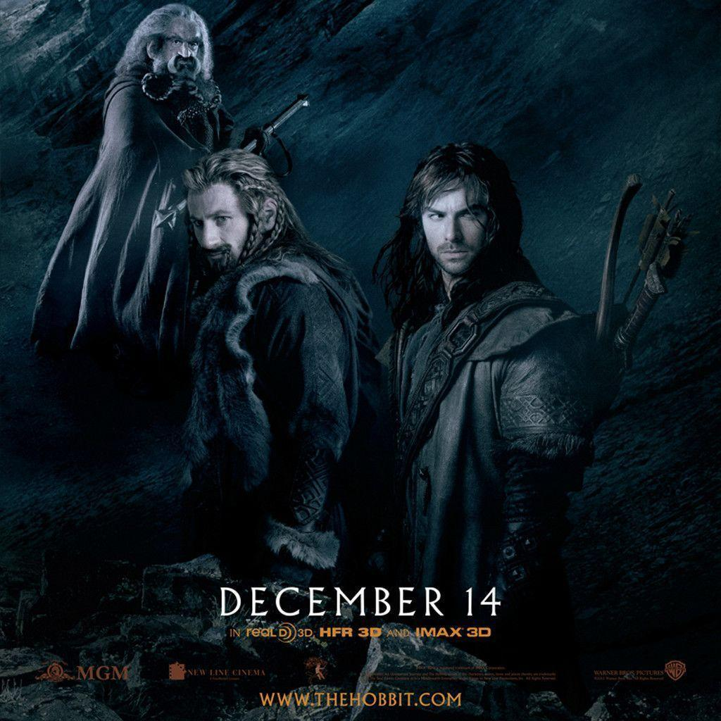 iPad Wallpapers: Free Download The Hobbit: An Unexpected Journey ...