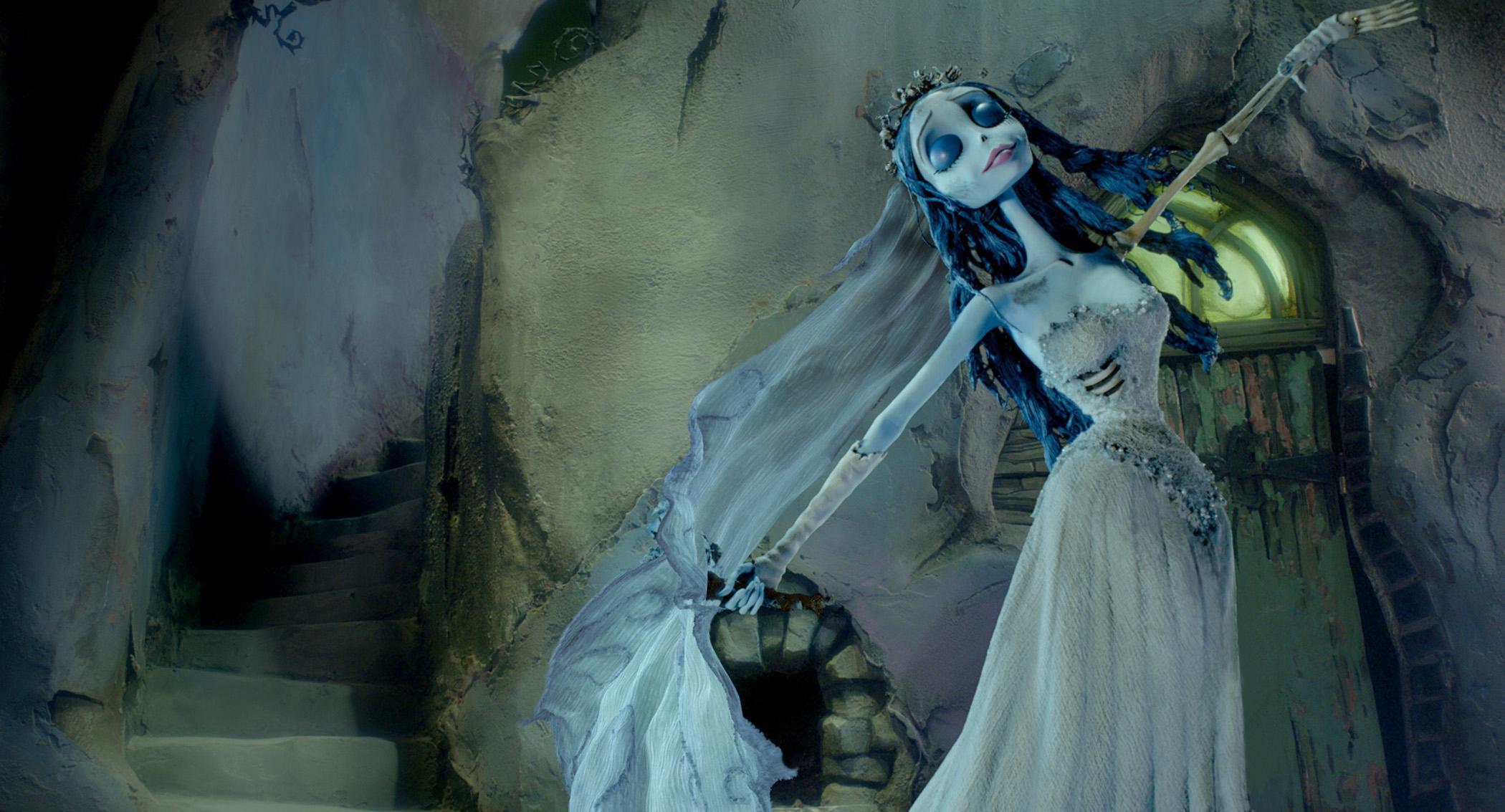 Corpse Bride Wedding Gown: Corpse Bride Wallpapers