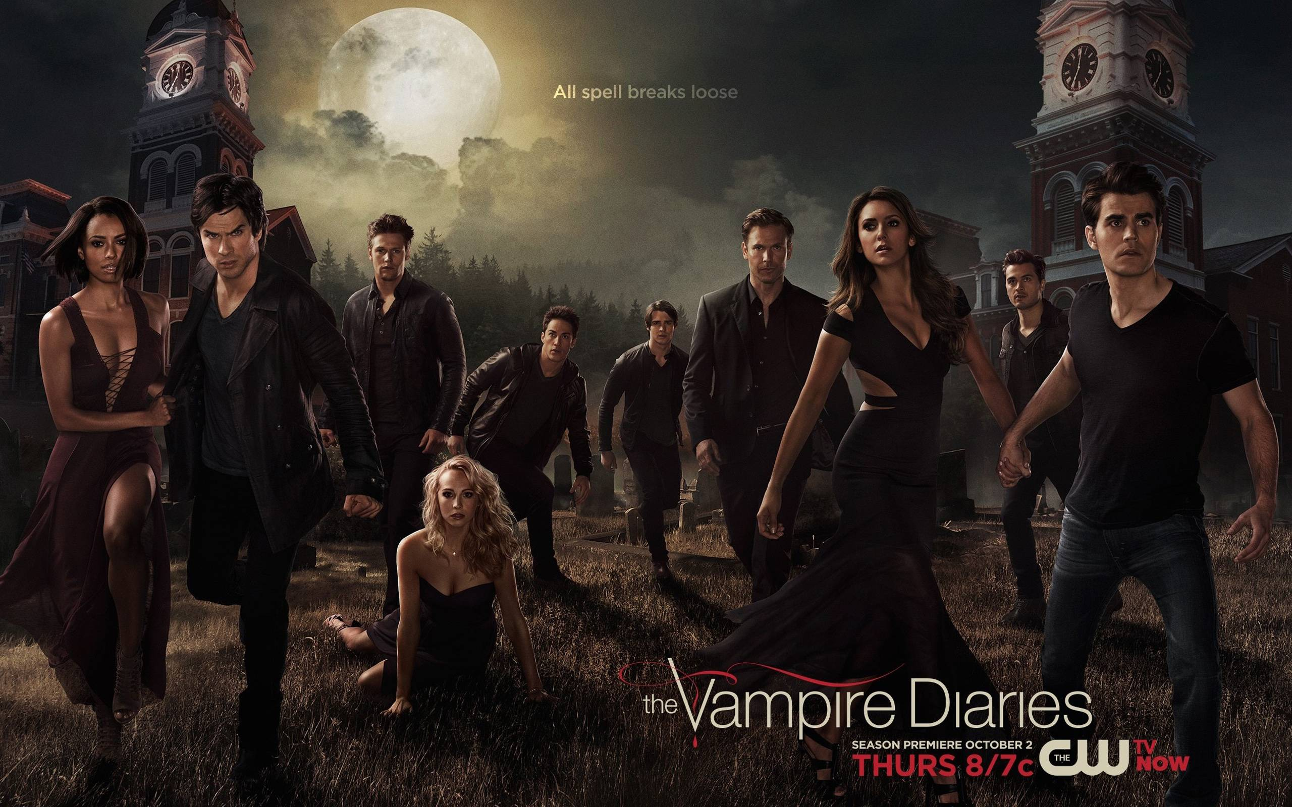 The Vampire Diaries Season 6 Wallpapers | HD Wallpapers