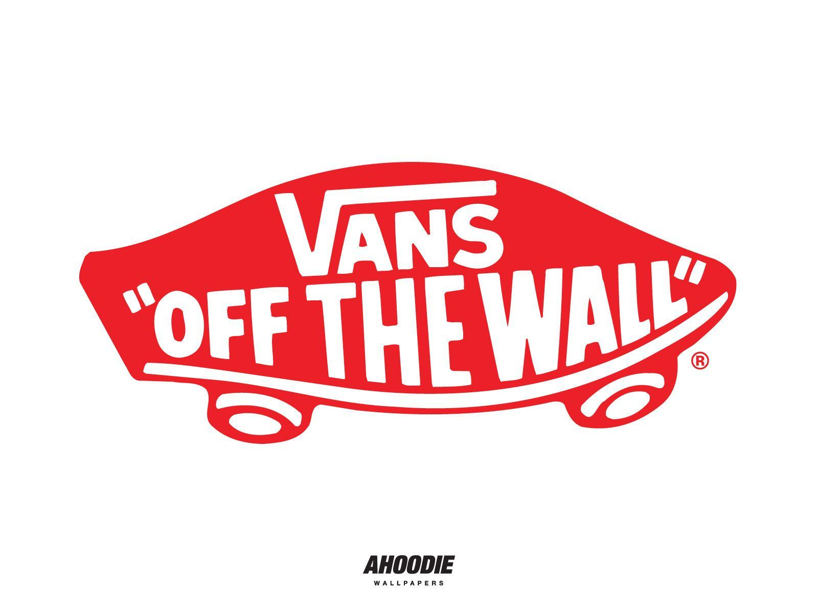 Vans Off The Wall Logos Free Wallpaper
