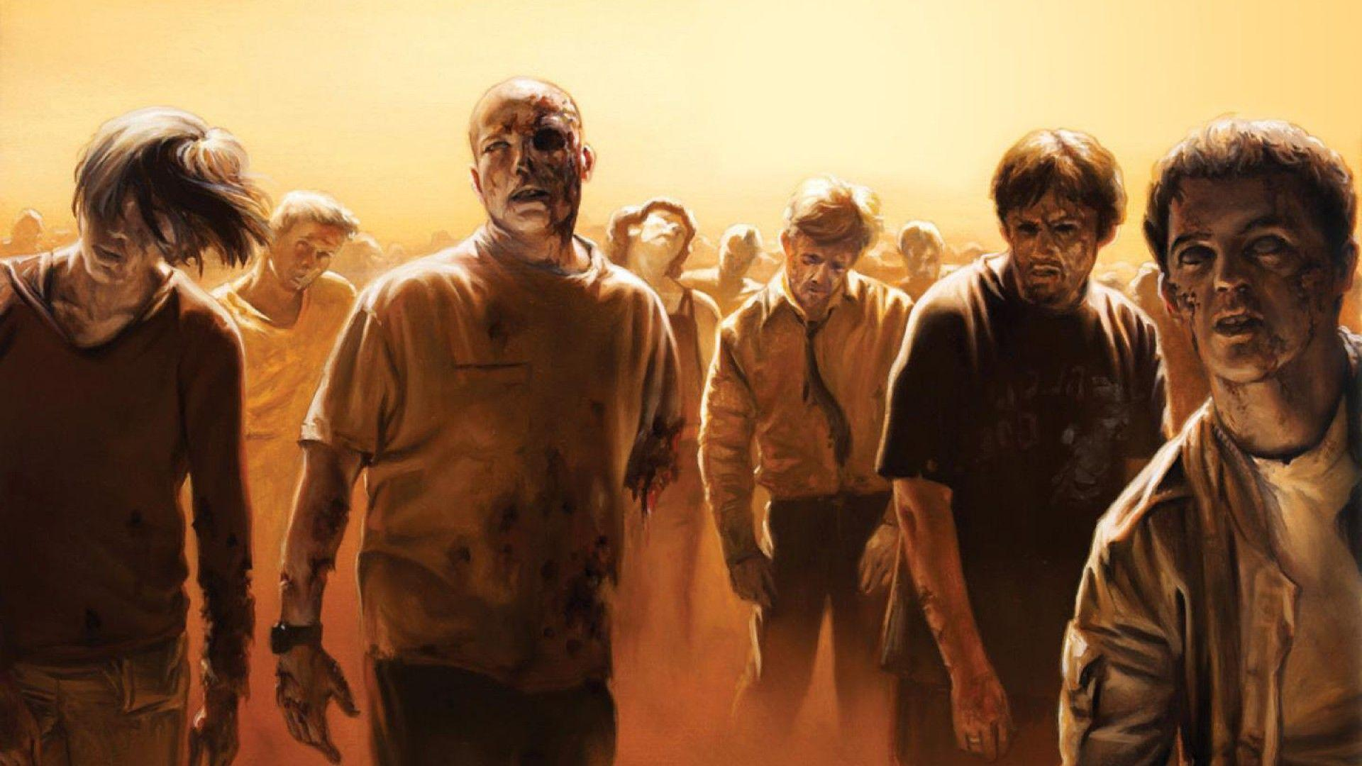 free hd wallpapers zombie - photo #47