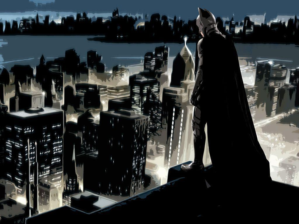 Gotham City Background Images 26933 Hi-Resolution | Best Free JPG