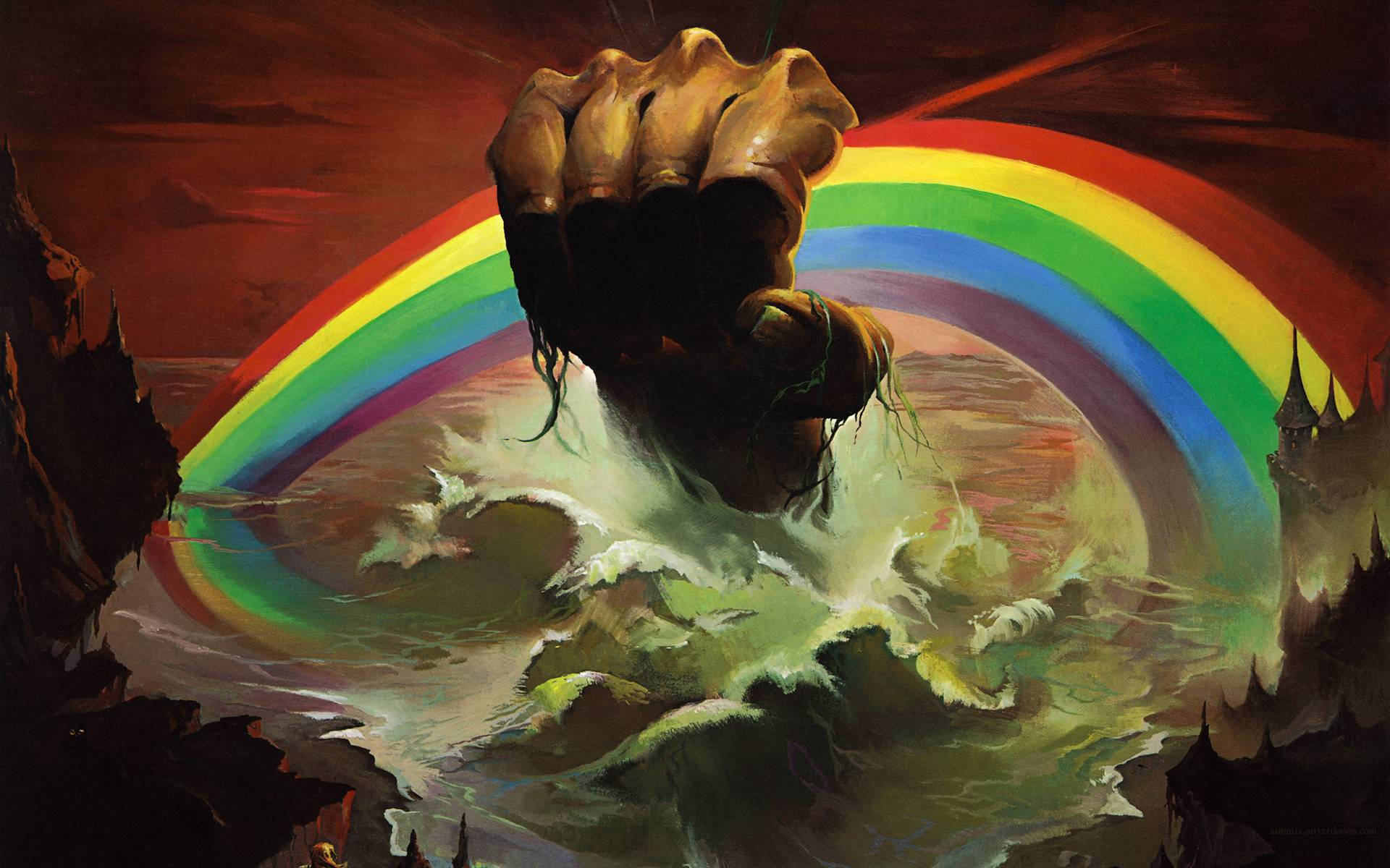 Images For Classic Rock Album Covers Wallpaper