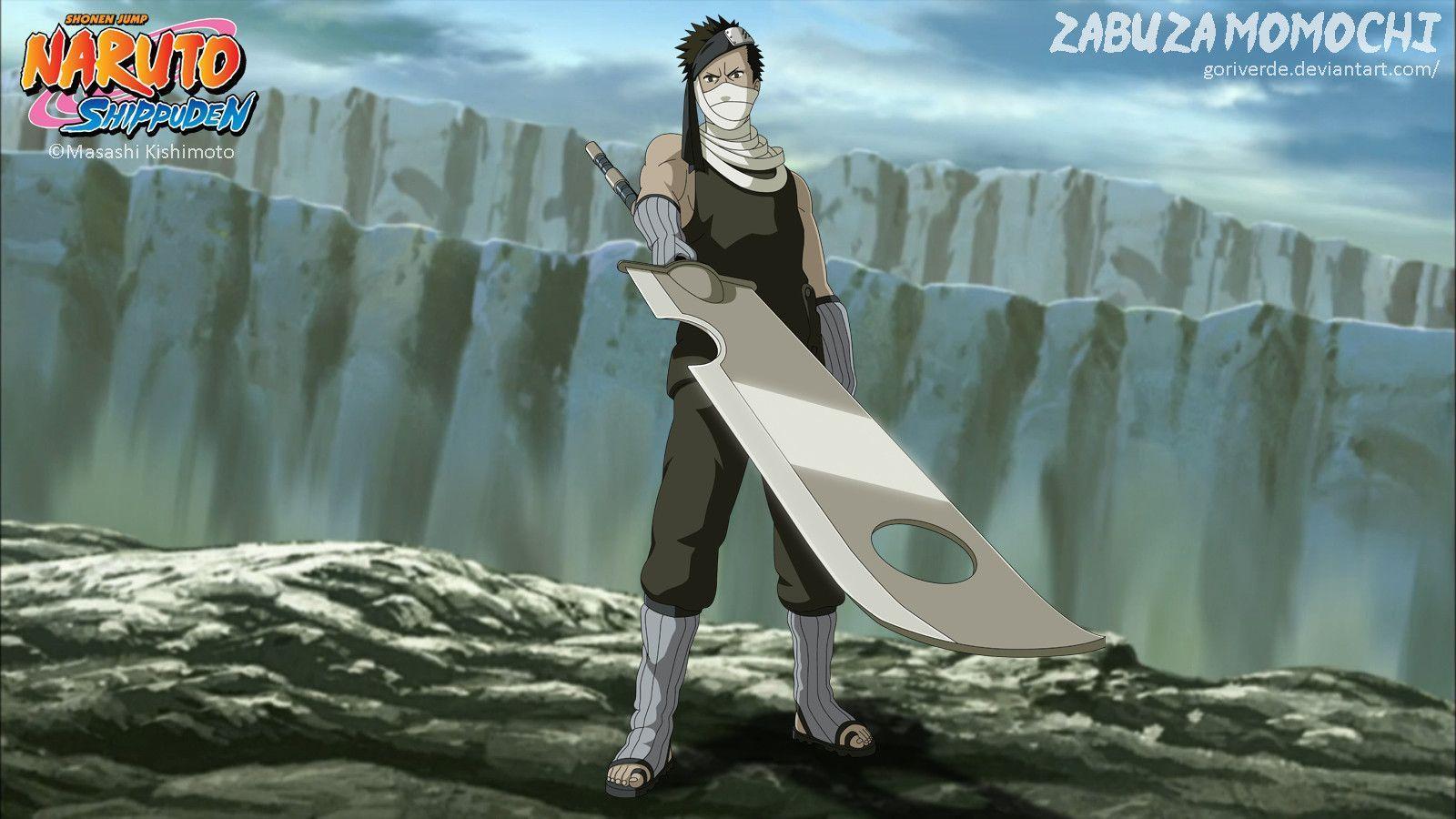 zabuza wallpaper
