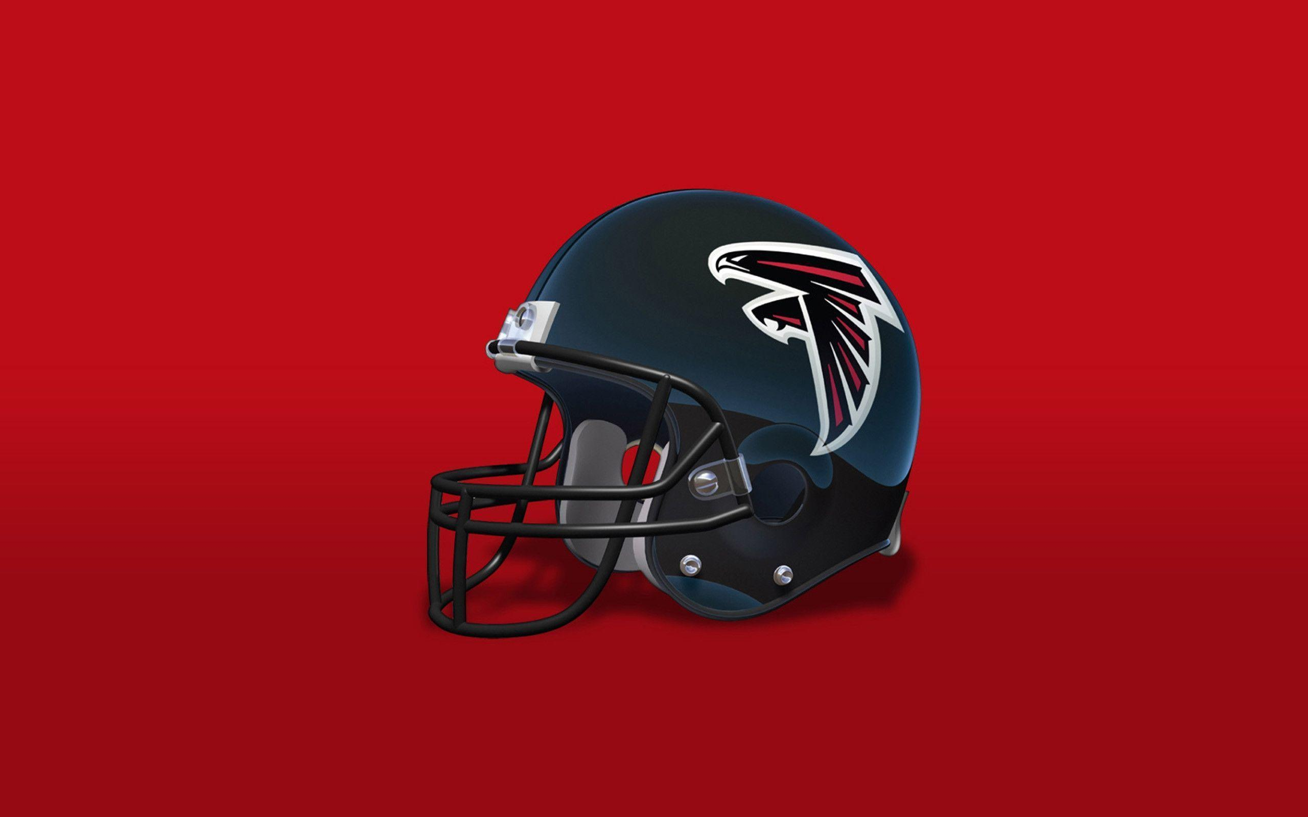 atlanta falcons logos pixels red : Desktop and mobile wallpapers