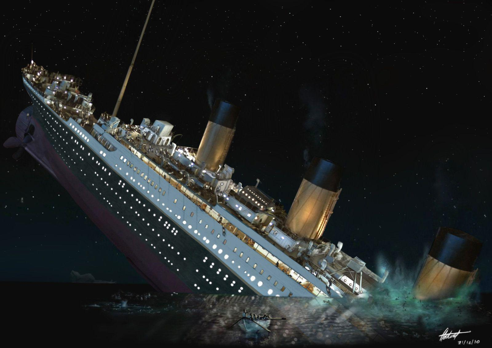 Titanic Movie Sinking - Music and Movie Wallpapers (13760) ilikewalls.
