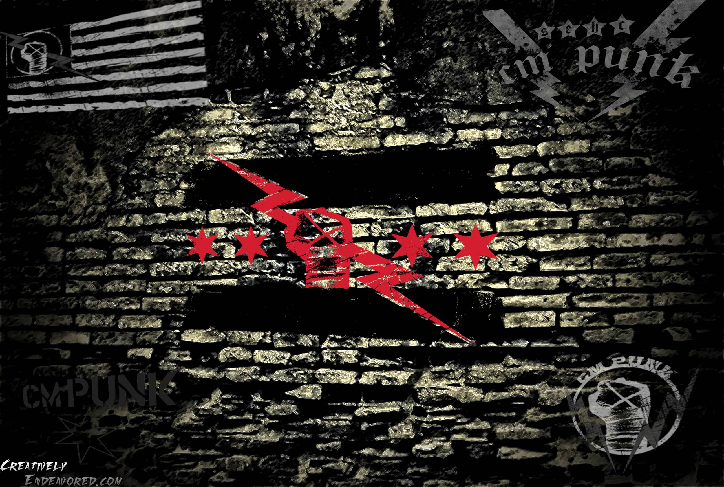Cm punk logo wallpapers wallpaper cave - Wallpapers punk ...