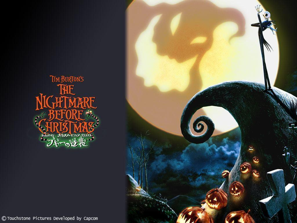 Nightmare Before Christmas Hd Wallpaper.The Nightmare Before Christmas Wallpapers Wallpaper Cave