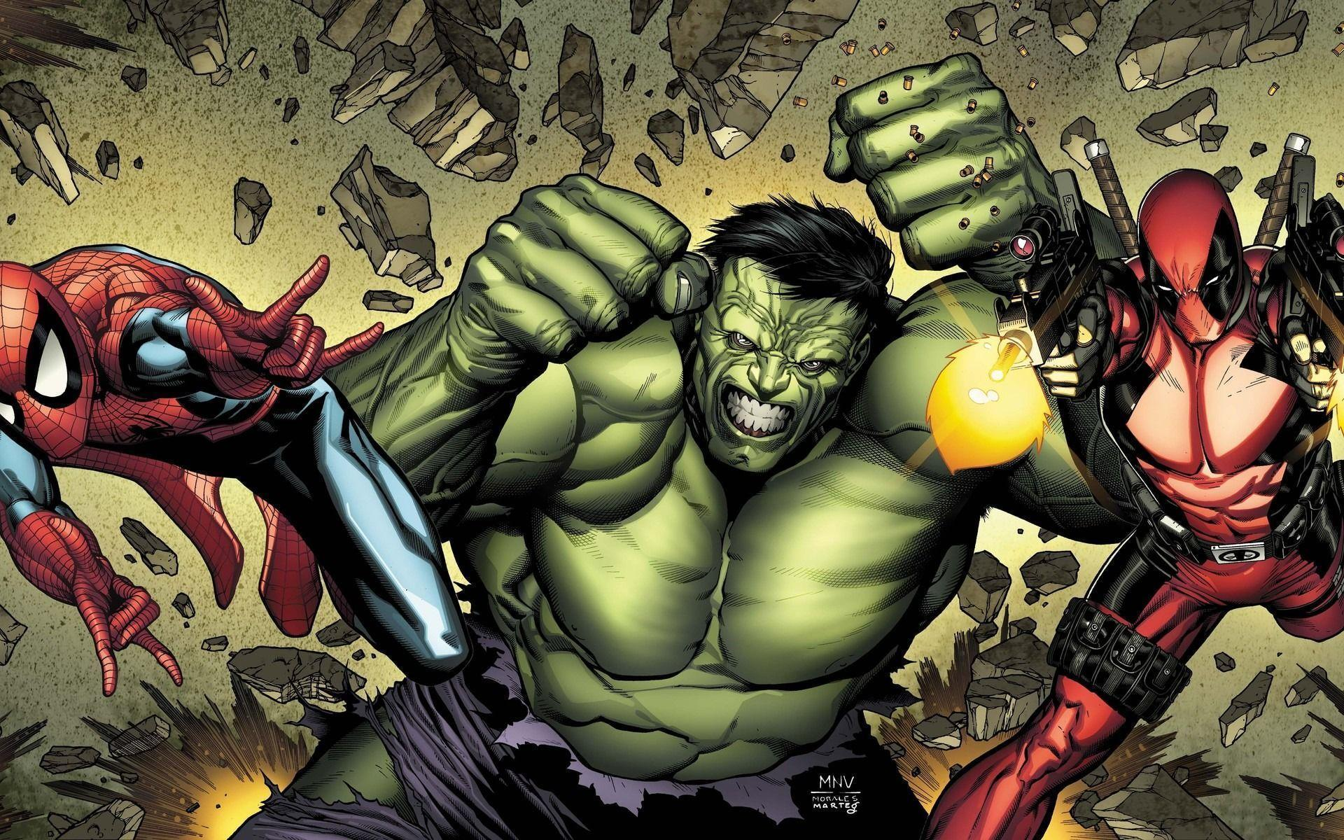 Marvel Heroes Wallpapers - Full HD wallpaper search