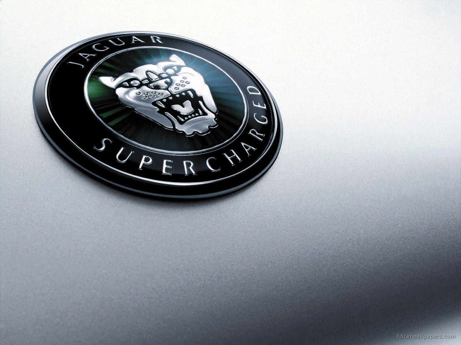 Jaguar Logo 3 Wallpaper